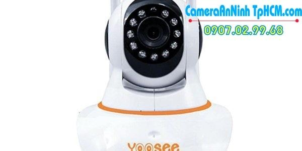 Camera IP Wifi Robo YOOSEE 3.0, 3 Anten